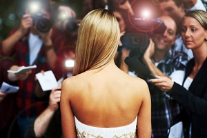 celebrity woman